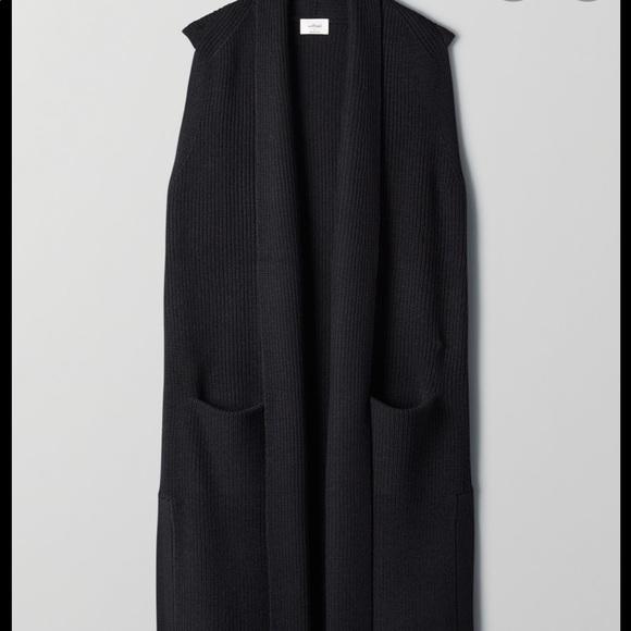 Wilfred Olivie Cardigan (sweater vest)